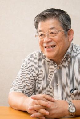 岡山大学名誉教授の小田先生