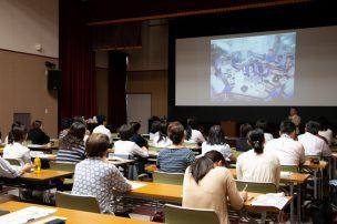 瀬戸内市キャラバン講演会
