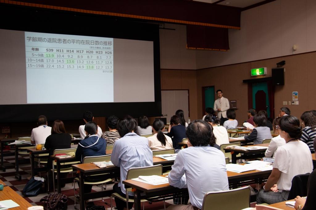 「復学する子どものために知っておいて欲しいこと」 永井先生