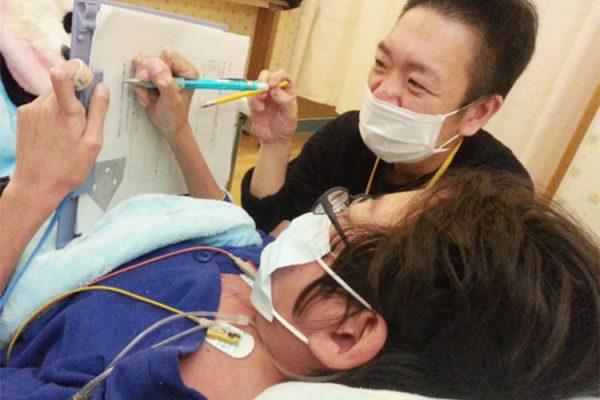 慢性疾病を抱える子どもたちの学習支援