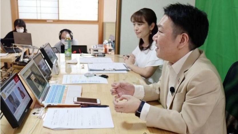 山陽新聞朝刊に掲載